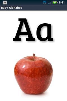 Baby Alphabet ABC Flashcard screenshot 4