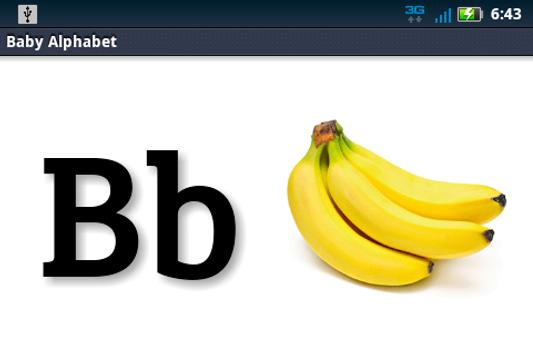 Baby Alphabet ABC Flashcard screenshot 8