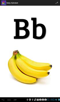 Baby Alphabet ABC Flashcard screenshot 1