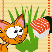 Hungry Cat: Sushi Edition icon