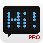 LED Banner Pro for Android icon