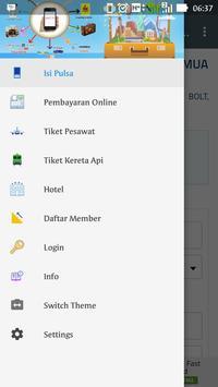 Client Pulsa MMBC apk screenshot