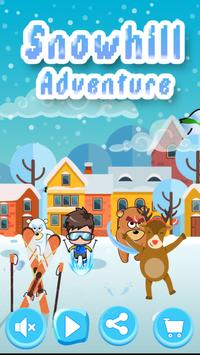 Snowhill Adventure poster