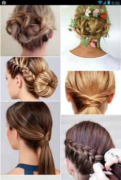 Hairstyles Step by Step New screenshot 10