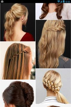 Hairstyles Step by Step New screenshot 1