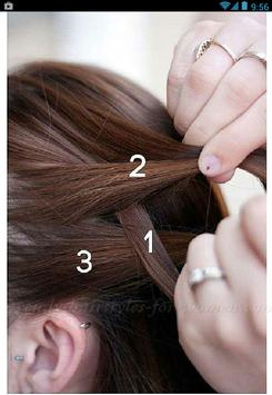 Hairstyles Step by Step New screenshot 9