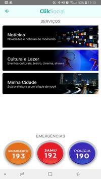 Clik Social screenshot 1