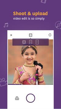 Vid status - Fun with Friends & India video & Chat screenshot 3