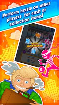 Spin Inc - Spin, Build, Heist apk screenshot