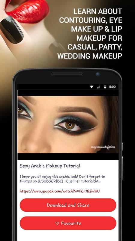 Makeup videos free download of android version | m. 1mobile. Com.
