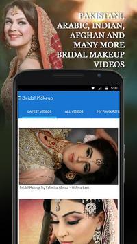 Bridal makeup tutorials videos for android apk download.