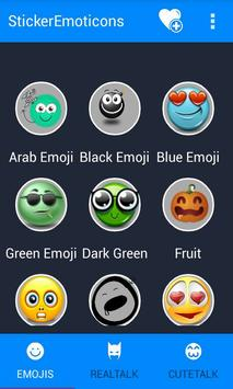 FAMOUS Stickers & Emojis 2500+ poster