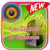 Los Claxons de Canciones icon