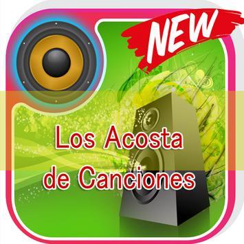 Los Acosta de Canciones poster