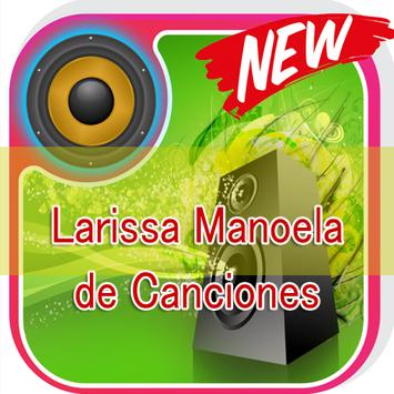 Larissa Manoela de Canciones apk screenshot
