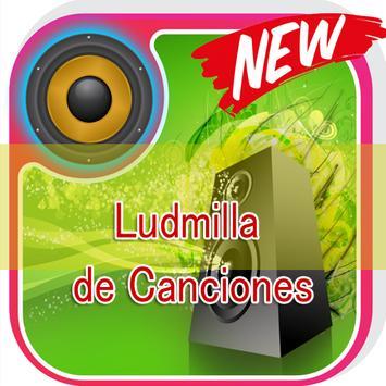 Ludmilla de Canciones apk screenshot
