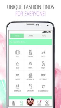 CLIQUE Buy & Sell Fashion screenshot 4