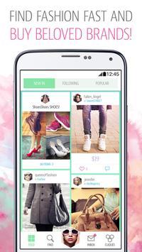 CLIQUE Buy & Sell Fashion screenshot 5