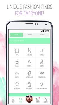 CLIQUE Buy & Sell Fashion screenshot 9
