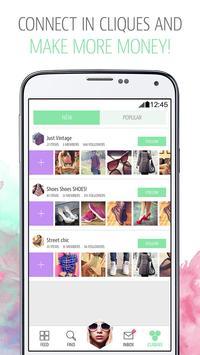 CLIQUE Buy & Sell Fashion screenshot 2
