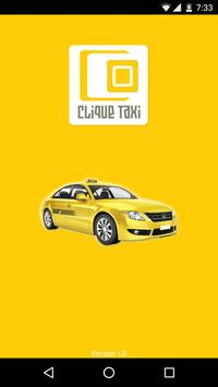 CliqueTaxi Driver poster