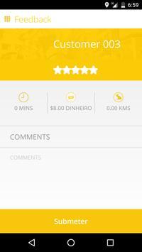 CliqueTaxi Driver apk screenshot