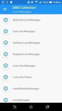 Pi SMS Collection apk screenshot