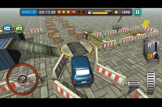 RealParking3D Parking Games screenshot 10