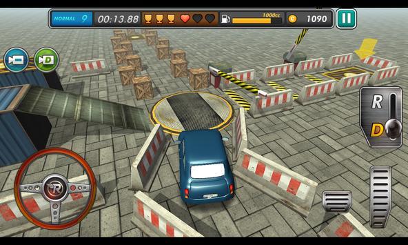 RealParking3D Parking Games screenshot 2