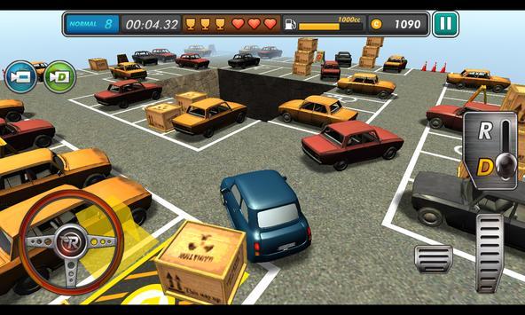 RealParking3D Parking Games screenshot 3