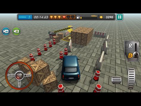 RealParking3D Parking Games screenshot 5