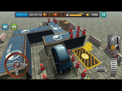 RealParking3D Parking Games screenshot 6