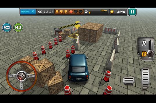 RealParking3D Parking Games screenshot 8