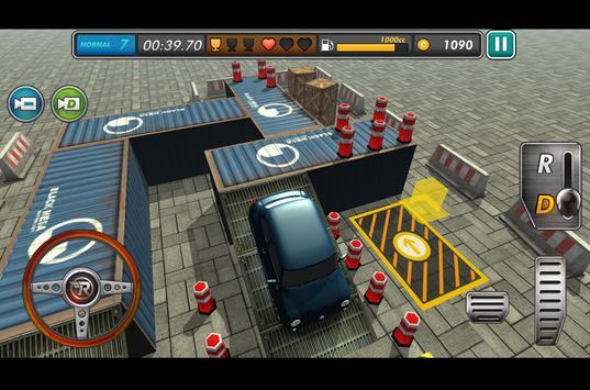 RealParking3D Parking Games screenshot 9