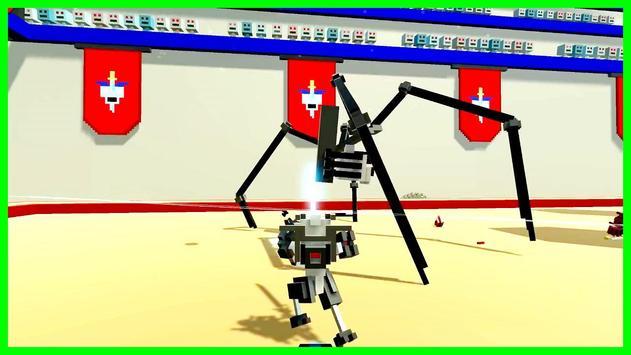 Clone Drones Danger Zones apk screenshot