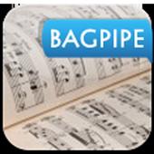 Bagpipe Musicsheet icon