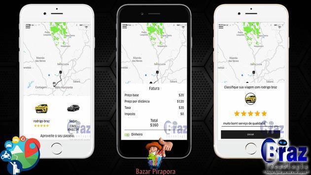CloneUber Passageiro - Demo I9vando screenshot 3