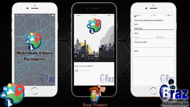 CloneUber Passageiro - Demo I9vando screenshot 5