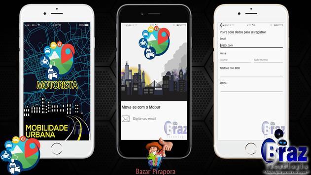 CloneUber Motorista - Demo I9vando screenshot 10