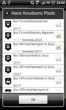 Er Bussen Forsinket? screenshot 3