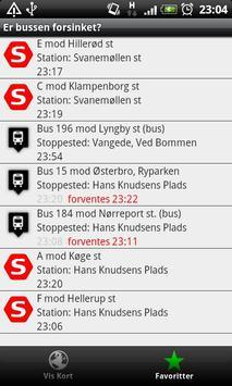 Er Bussen Forsinket? apk screenshot