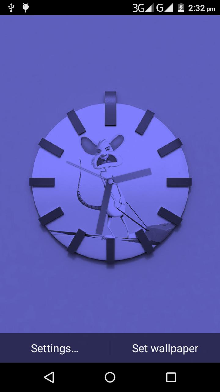 Kitchen Clock For Android Apk
