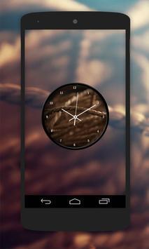 Rope Clock Live Wallpaper screenshot 1