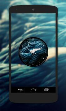 Rope Clock Live Wallpaper screenshot 5