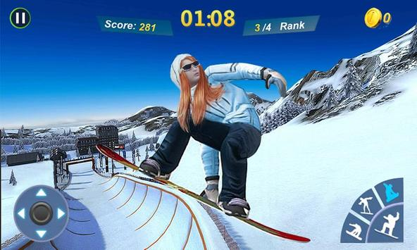 Snowboard Master screenshot 4