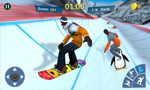 Snowboard Master screenshot 5