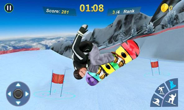 Snowboard Master screenshot 1