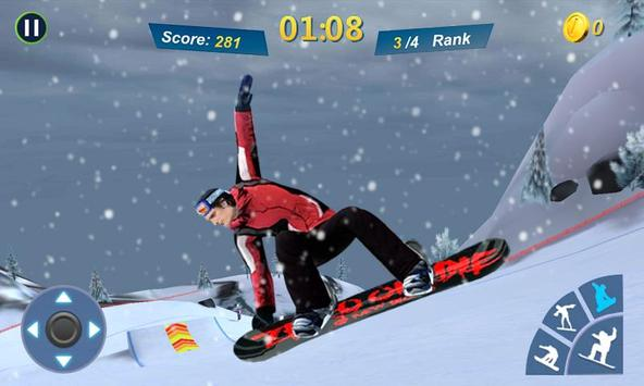 Snowboard Master screenshot 3