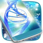 3D DNA Clock icon