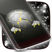 Storm Clock Theme icon
